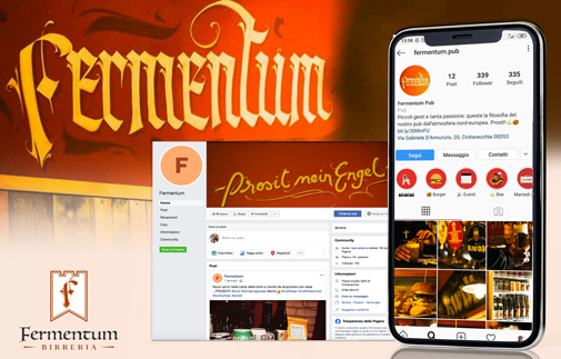 Social Media Marketing - Fermentum - Creative Web Studio - Web Agency