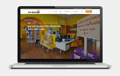 Sito Internet, Servizio Fotografico e Virtual Tour - Fer Energy - Creative Web Studio - Web Agency