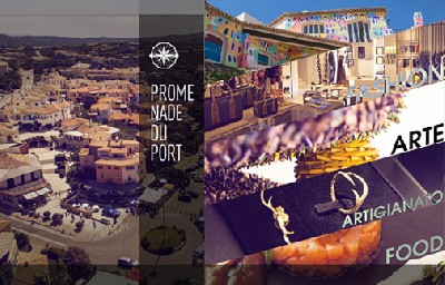 Web design, web marketing e strategie social media - Promenade du Port - Creative Web Studio - Web Agency